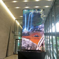 Indoor rental LED display screen