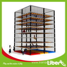 Spider tower indoor playground for sale