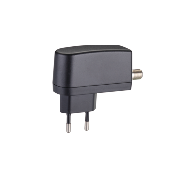 Europe Plug Switching Power Adapter Design för CATV
