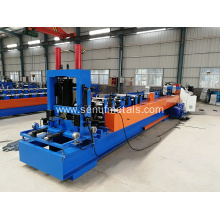 Automatic adjustable cz unit machine