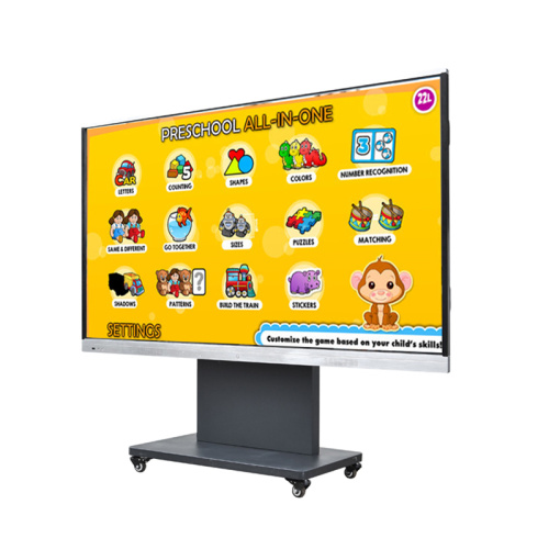 digital smart whiteboard for classroom