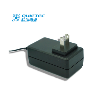 12V 3A Flat Wall Plug Adapter