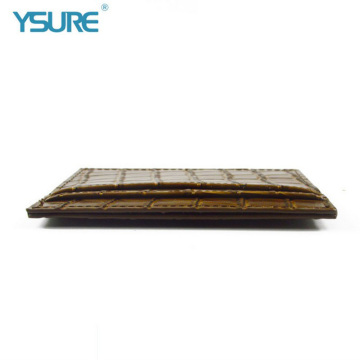 Ysure Promotions Leather Business Credit Card Holder