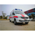 Brand New Maxus Long-Wheel Ambulette For Sale