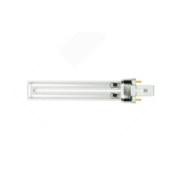 UV-C Sterilamp H-Shape 17mm UV Disinfection Lights 40V 60V 87V 105V UVC Germicidal Lamps