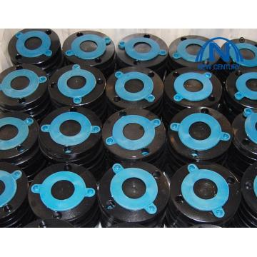 150# Forged Slip On Black Paint Flanges