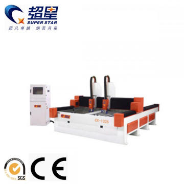 Normal Model Multi-head Heavy Stone Engraving Router Machine