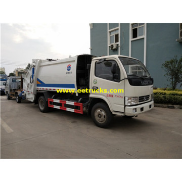 Dongfeng 5000 Litres Refuse Compression Trucks