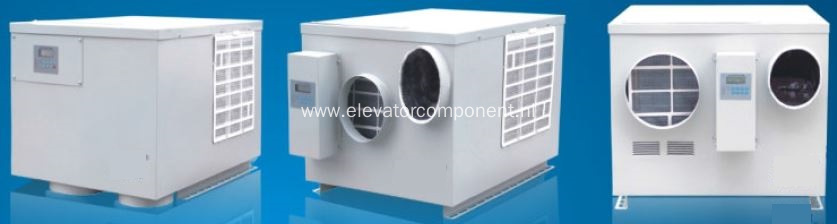 50Hz Elevator Air Conditioner Refrigerant R22