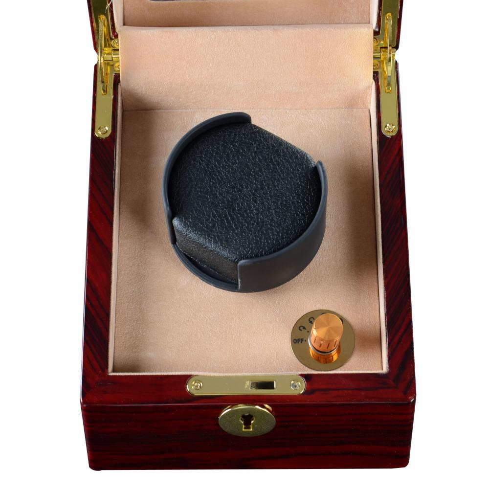 Ww 8096 Rosewood Single Rotor Watch Winder