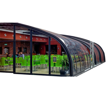 Albuquerque Addison Patio Enclosure Awning