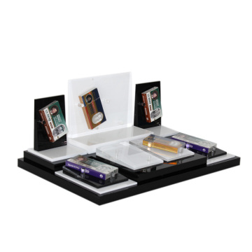 APEX Counter Acrylic Cigarette Display Rack