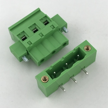 7.62mm pitch PCB pluggable terminal block connector