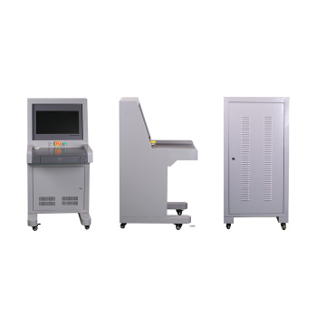 38mm penetratie X Ray baggage scanner (MS-6550C)