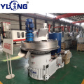 YULONG xgj560 ring die biomass pellet machine