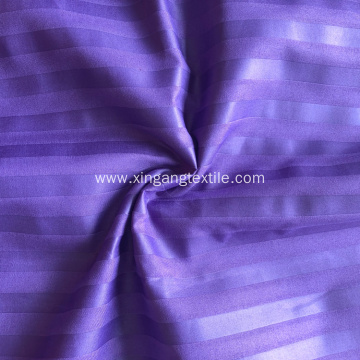 100% Polyester Microfiber Stripe Sheet Fabric