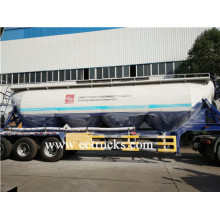 35-60 CBM Tri-axle Bulk Cement Trailers
