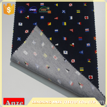 OEM woven printed combing high thread count fabric