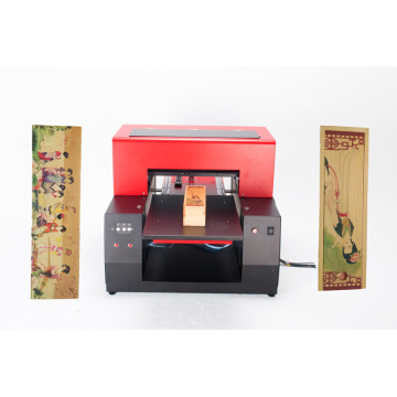 Low Power A3 size Wood Color Printer