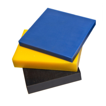 Colorful Acetal plastic sheet POM