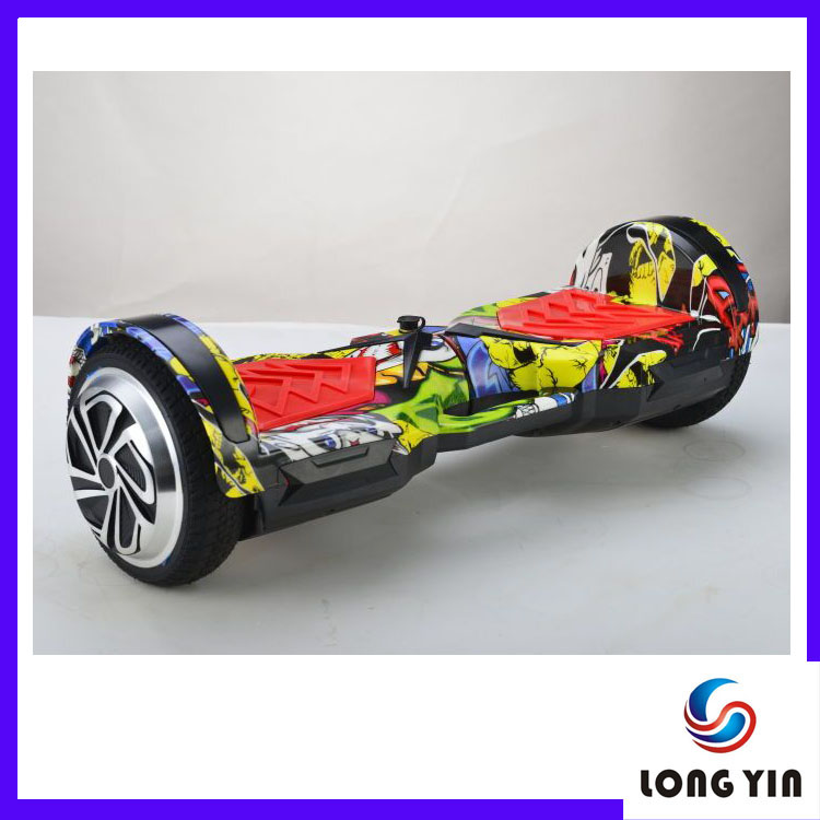 7inch 500w two wheel hoverboard 600G-3