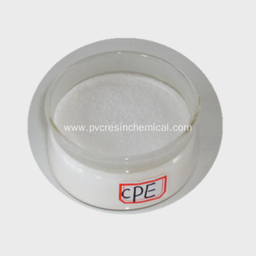 CPE 135A for PVC Plastics as Impact Modifier