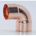 Copper End Feed Elbow 90
