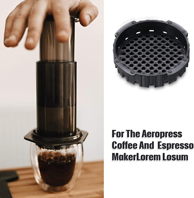Silicone Coffee Filter Cap