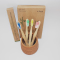 Custom Bamboo Toothbrushes Whiten Teeth