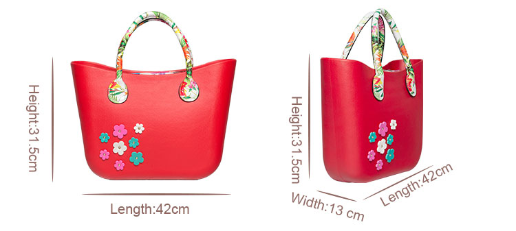 EVA beach handbags
