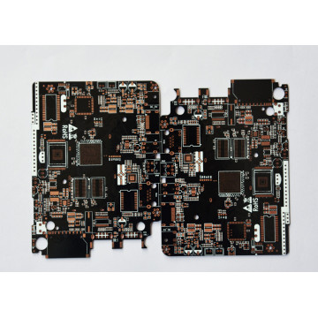 Advanced digital video camera pcb