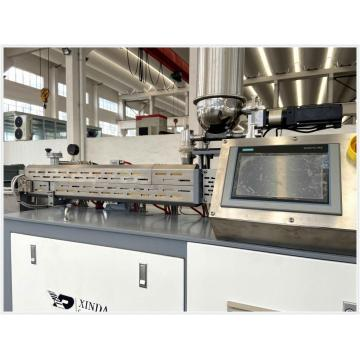 Mini Lab Parallel Co-Rotating Compounding Twin Screw Extruder