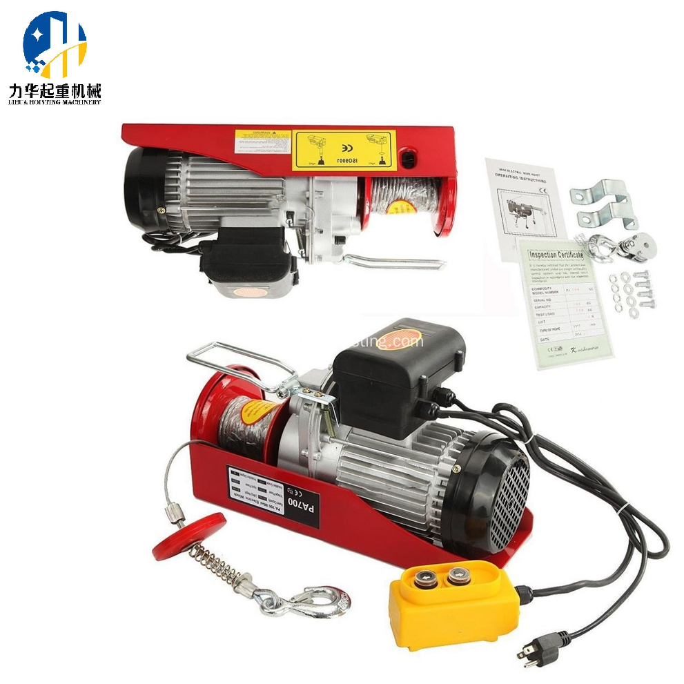 PA min electric hoist 250kg