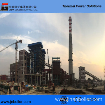 40 T/H Bituminous Coal/Anthracite/Lignite Fired CFB Boiler