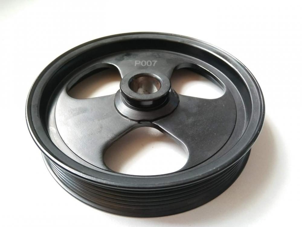 Auto Steering pump pulley