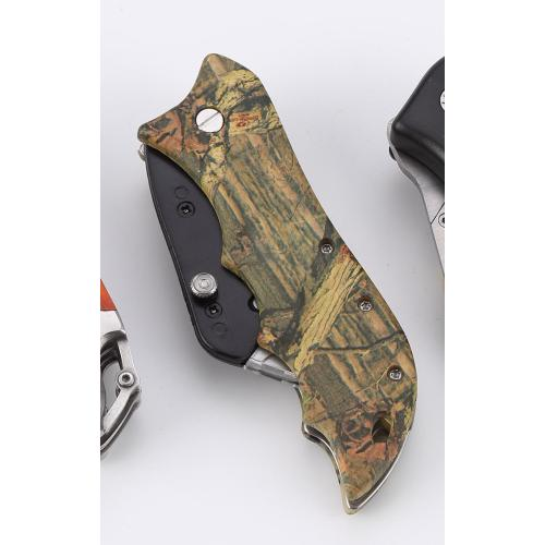 Plastic Handle Folding Blade Utility Knives