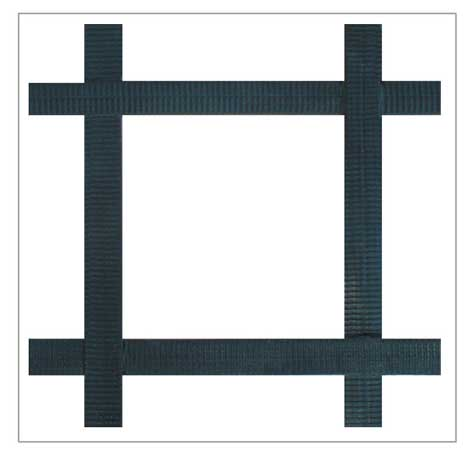 High Strength Steel Plastic Composite Geogrid