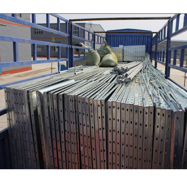 Water Treatment Hot Dip Galvanized Water Tank