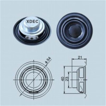 40mm 3w 4ohm mini multimedia speaker driver unit