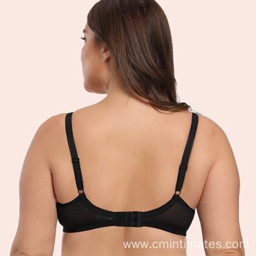 plus size full cup bra