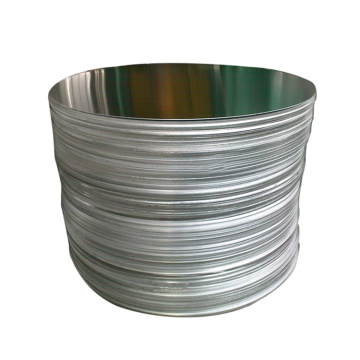 2.5mm thick aluminum wafer for pot