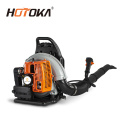 Backpack big power gasoline leaf snow air blower