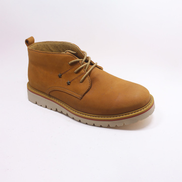 High Quality Leather upper Brand Boots for Men