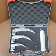 Conventional Medical Bulb Laryngoscope