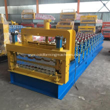 Viet steel double layer roll forming machine