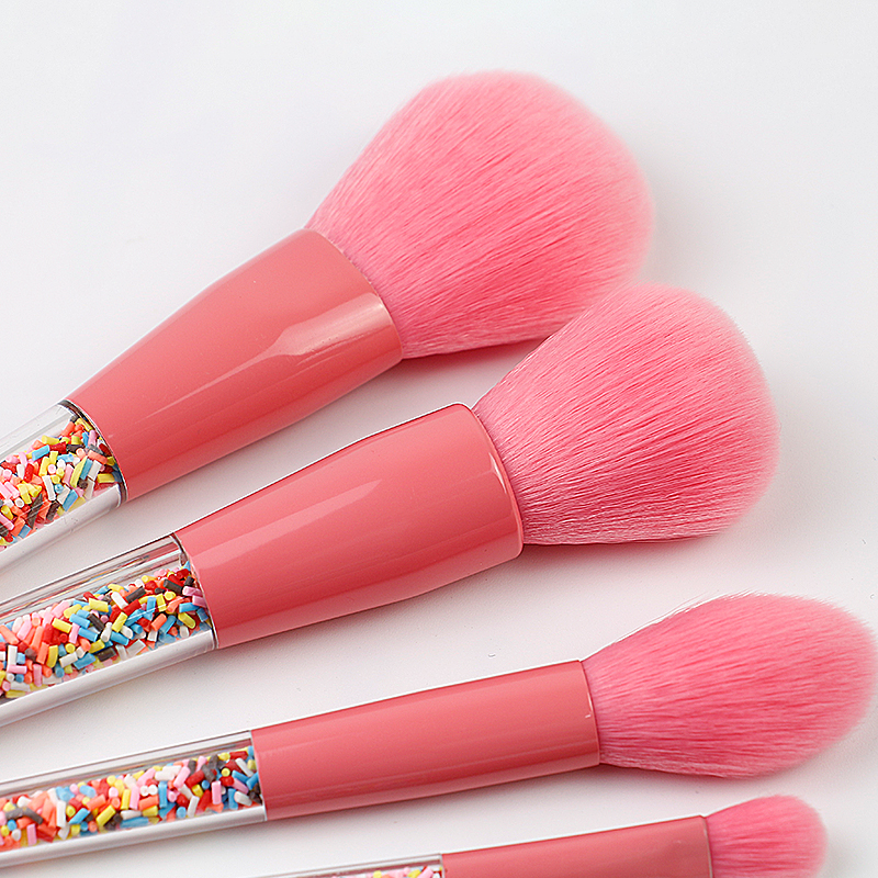 Special 5 Pcs Makeup Brush