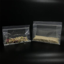 recycled 500g 1kg box bottom ziplock pouch bags for food