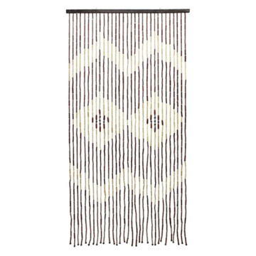 beaded string door curtains