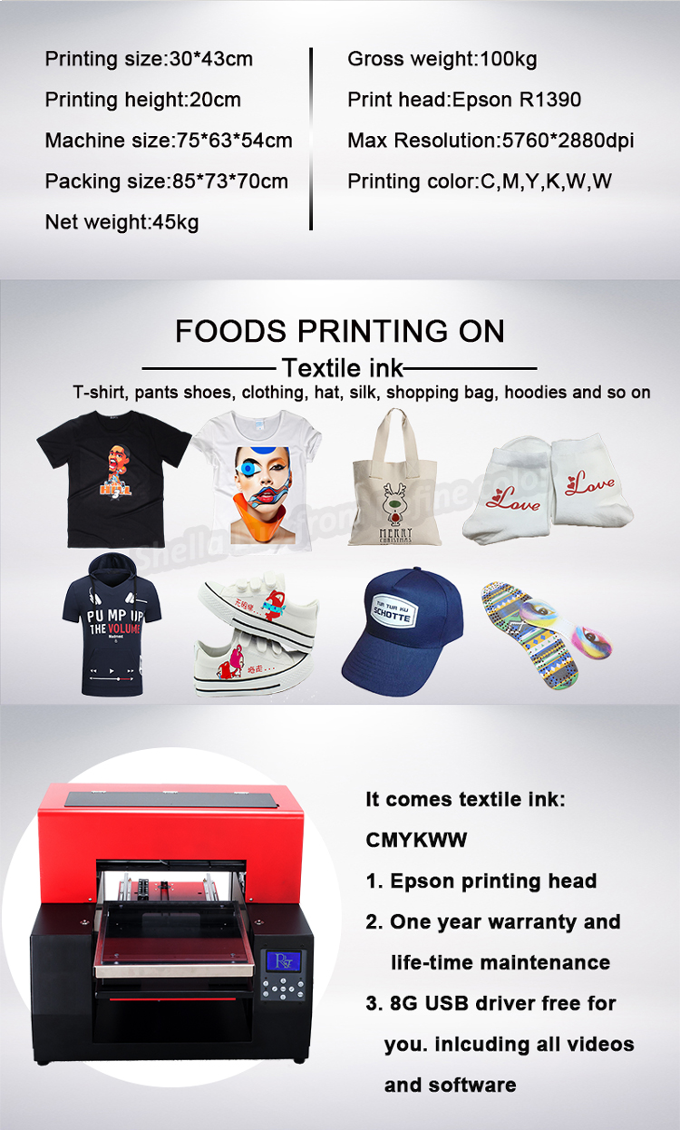 Direct T Shirt Printer