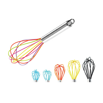 stainless steel egg whisk
